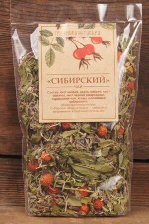 «Сибирский» чай