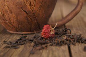 Иван-чай с клубникой