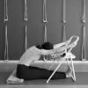 Стул для йоги (41-47 см)