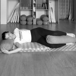 Болстер для йоги