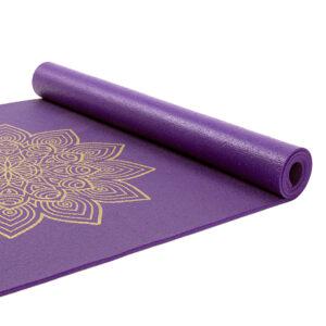 Коврик для йоги «Rishikesh Mandala Gold»